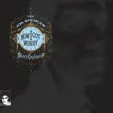 Now I Got Worry by The Jon Spencer Blues Explosion (Vinyl, Jun-2011, Shove)