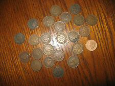 36 Indian Head Pennies 80's 90's and 1900's  All have readable dates.  Free Ship