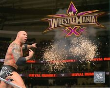 "BATISTA WWE PHOTO 8x10"" PROMO World Wrestling Entertainment WRESTLEMANIA 30"