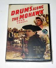 """John Ford """"Drums Along the Mohawk"""" Claudette Colbert 1939 Classic DVD"""