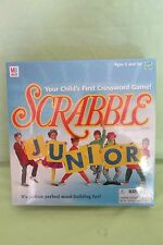 Brand New Scrabble Junior: Your Child's First Crossword Game! (1999 Vintage)
