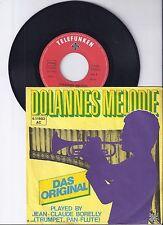 """Paul  Seeneville & Oliver Toussaint, Dolannes Melodie, VG/VG+ 7"""" Single 0963-8"""