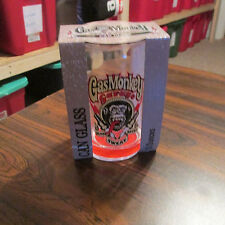 Gas Monkey Garage Spark Plug 12 oz Can Glass New in Box