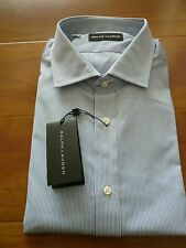 NWT $325 RALPH LAUREN BLACK LABEL LONG SLEEVE SHIRT SZ 16, MADE IN ITALY