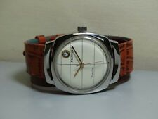 VINTAGE FORTIS TRUELINE AUTOMATIC DATE SWISS WRIST WATCH OLD USED E615 Antique