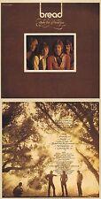 Bread: Baby I`m-a want you Fünftes Werk! Von 1972! 12 Songs! Neue Rhino-CD!