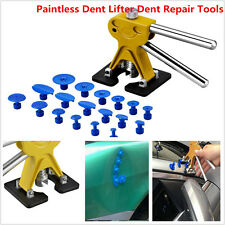 Useful Lifter Glue Puller Tab Hail Removal Paintless pdr Dent Repair Tools Kit
