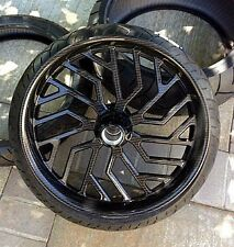 "HD V-ROD ""CARBON FIBER LEGACY"" FRONT WHEEL w/TIRE!"