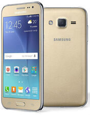 DOW 01 :Samsung GALAXY J2 Gold 8GB|1GB|5MP|2MP - Sealed Pack