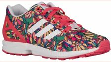 Adidas Originals ZX Flux Women's Casual Shoes Sz 7 Floral Print St. # B27463