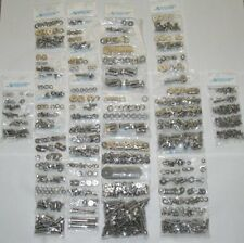 1966 - 1967 Chevelle Body Bolt Kit Stainless Steel