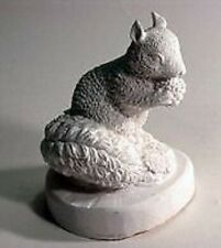 Squirrel latex Mould Mold plaster candle soap LM 1021