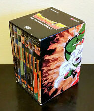 Dragon Ball Z - The Saiyan Conflict (DVD, 2001, 8-Disc Set) - Episodes 1-25 DBZ