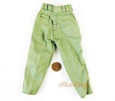 1:6 Scale Action-Figur WW2 USMC Marine Airborne Uniform Trousers Pants OK004
