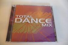 TOTAL DANCE MIX CD DAVE AUDE DARREN CHRISTIAN FERGIE  TALL PAUL DURANGO 95....