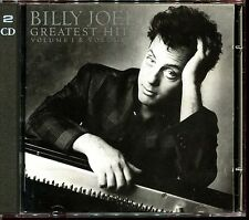 BILLY JOEL - GREATEST HITS VOLUME 1 & 2 - 2 CD [1838]