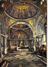 BT1774 venezia interno della bassilica di s marco batistero  italy postcard