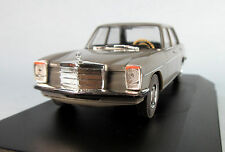FALLER Mercedes-Benz 220 D/8 Sedan (Grey) 1/43 Scale Plastic Model NEW, RARE!