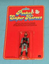 vintage Mego POCKET SUPERHEROES ZOD MOC Super Heroes