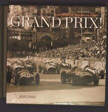 Grand Prix! Rare Images of the First 100 Years Quentin Spurring HBDJ 2006 MINT