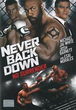 NEVER BACK DOWN : NO SURRENDER , Michael Jai White  Brand New DVD  Region 3 **