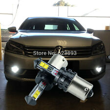 2x LED DRL CREE Driving Daytime Running Day Bulb Fog Lamp Light For VW Passat B7