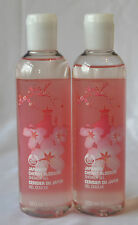 2 PIECES BUNDLE OFFER *****The Body Shop***** CHERRY BLOSSOM SHOWER GEL 250 ml