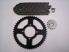 "YAMAHA TTR125 14"" REAR WHEEL ONLY NEW SPROCKET & CHAIN SET 13/49 2000 2001"