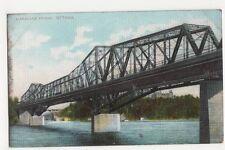 Canada, Alexandra Bridge, Ottawa Postcard, B121