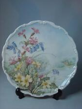Royal Albert PRIMROSE & BLUEBELL Plate Flowers of the Hedgerow Collection