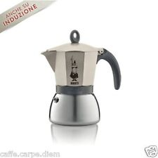BIALETTI moka Induction Gold 3 tazze caffe induzione coffee maker 3 cups