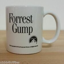 Forrest Gump Movie Promotional Coffee Mug Paramount 1995 Tom Hanks