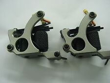 PRO TATTOO MACHINES  PAIR OF WALKER HEAVY DUTY SHADER AND CUT BACK LINER