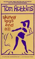 Skinny Legs and All by Tom Robbins (1991, Paperback)