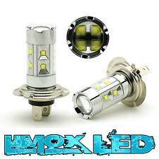 2x Cree LED Nebelscheinwerfer H7 70 Watt Audi A6 Avant 4F5 mit Bi-Xenon