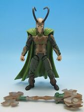 Marvel Studios Thor: Mighty Avengers KING LOKI Figure #12 Loose Marvel Universe