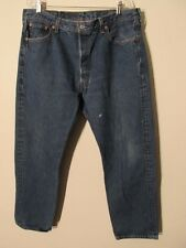 F3029 Levi's 501 USA Made Cool Jeans Men's 38x30