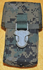 USMC MARPAT Woodland Digital Mag Pouch Double 25 Round 308 7.62Springfield XL-25