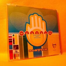 MAXI Single CD Westbams Hands On Yello Bostich 3TR 1995 Hard Trance