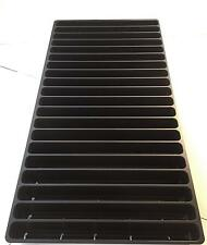 Seed Starting Flat, (Qty. 10), 20 Row Seedling Tray, Perfect Seed Starter Flat