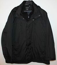 Calvin Klein Big and Tall Mens Black Heavy Double Layer Winter Jacket NWT 4XL
