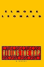 Riding the Rap by Elmore Leonard (1995, Hardcover)