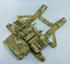 MBC Russian D3 Tactical Chest Rig (Multicam) + Great Universal Pouch