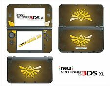 SKIN STICKER - NINTENDO NEW 3DS XL - REF 156 ZELDA