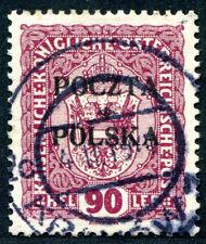 POLEN 1919 42 gest NEU geprüft JENDROSZEK 1100€++(Z7169