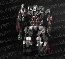 Transformers 3 Movie DOTM Nightmare Megatron LEADER CLASS Figure