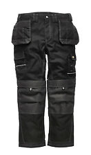 Dickies Mens Eisenhower Max  Work Wear Cargo Combat Trousers Knee Pad Pockets