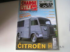 **a Charge Utile n°132 Le Citroën Type H / Le Dodge Weapons Carrier