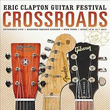 Crossroads: Eric Clapton Guitar Festival (Two CD Set)