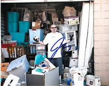 JARROD SHULZ SIGNED STORAGE WARS PHOTO UACC REG 242